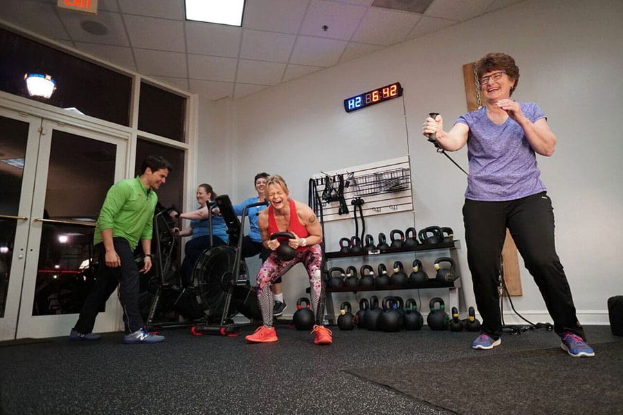 What's the secret to a good mood? True 180 Personal Training for Women
