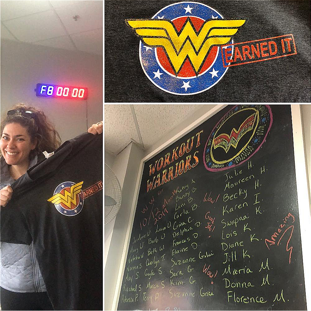 Consistency @ True 180 Personal Training – The 2019 Workout Warrior Women Who Rocked It!