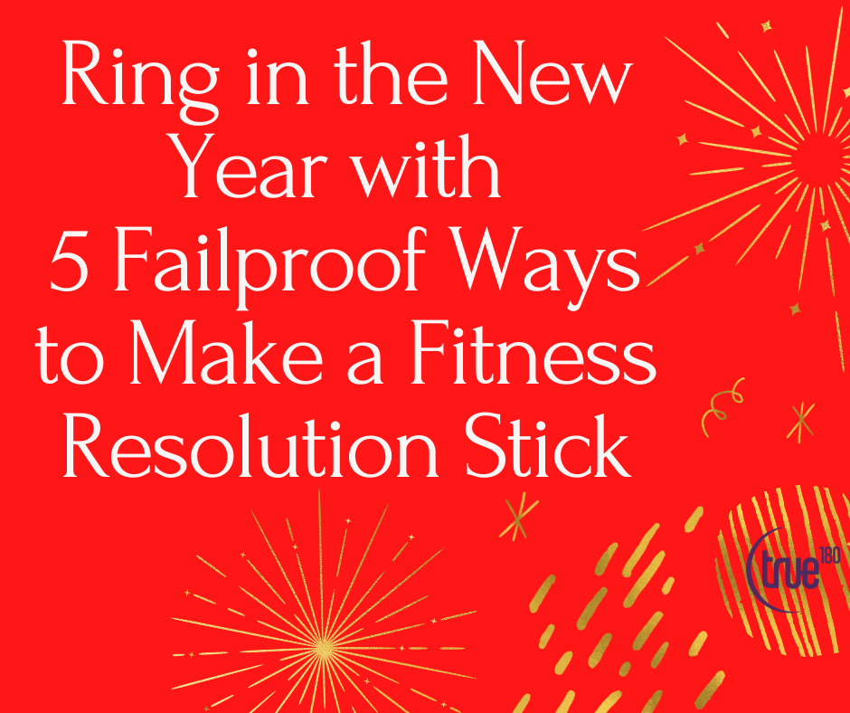 5 Failproof Ways to Make Your New Year's Resolution Stick by Charlotte Personal Trainer for Women
