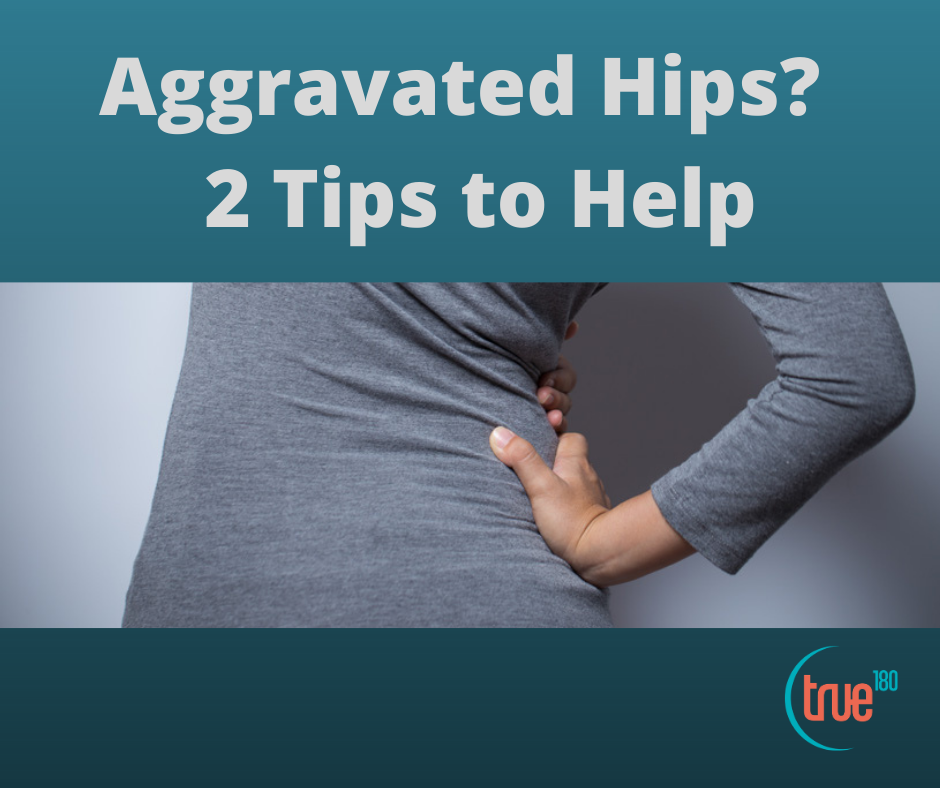 Charlotte Personal Trainer's Tips for Aggravated Hips