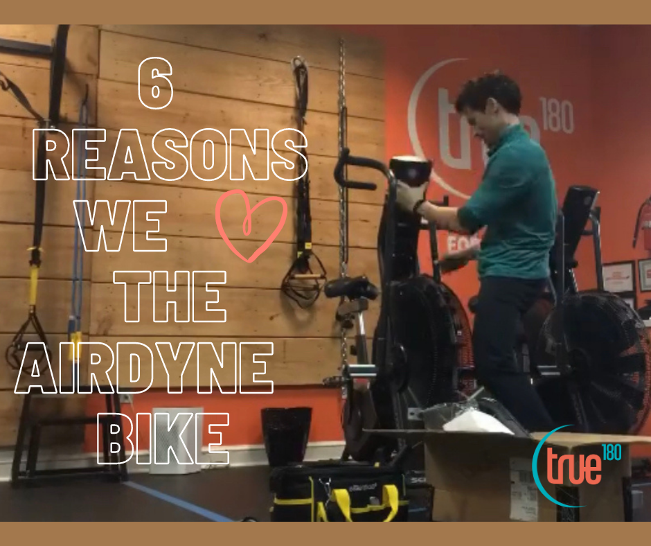 Fall in Love with the Airdyne